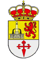 Escudo de Fuentes de León