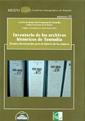 Inventario de los Archivos Históricos de Tentudía
