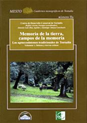Memorias de la Tierra, Campos de la Memoria Vol. I
