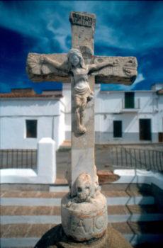 Cristo Gótico de la Fuente de Abajo
